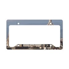 Florence Duomo License Plate Holder