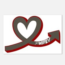 My Wifey Postcards (Package of 8)