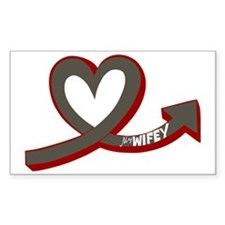 My Wifey Decal