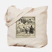 War midst the Heavens ( The original Star Tote Bag