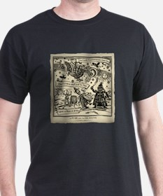 War midst the Heavens ( The original  T-Shirt