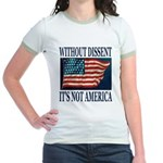Without Dissent Women's Ringer
