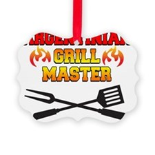 Argentinian Grill Master Apron Ornament