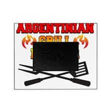 Argentinian Grill Master Apron Picture Frame