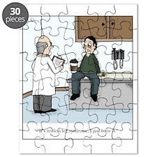 Restless Leg Puzzle