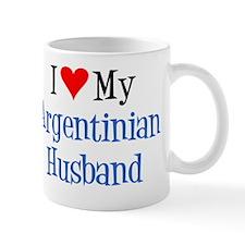 Love My Argentinian Husband Mug