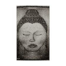 Buddha Head By Lumen Decal