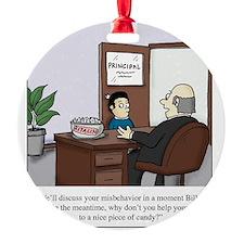 Ritalin bowl Ornament