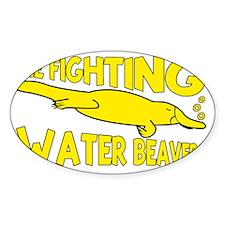 water beaver Decal