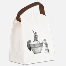 Mixing bowl Canvas Lunch Bag