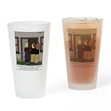 Eternity Together Drinking Glass