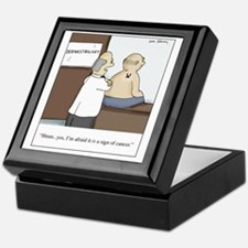 Dermastrologist Keepsake Box