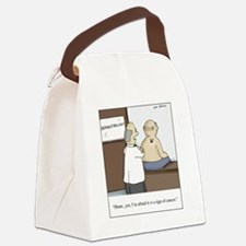 Dermastrologist Canvas Lunch Bag