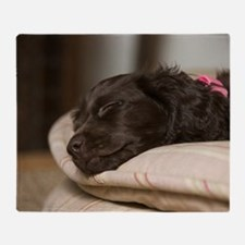 Pippi Sleeping Throw Blanket