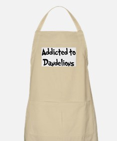 Addicted to Dandelions BBQ Apron