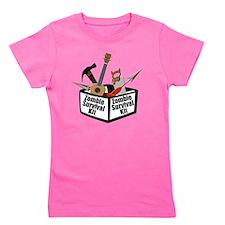 Zombie Ukulele Kit Girl's Tee