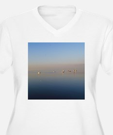 Boats on the wate T-Shirt