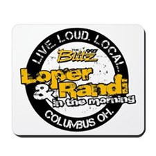Loper  Randi Circle Mousepad