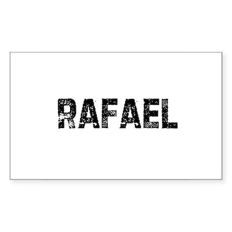 Rafael Rectangle Sticker