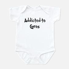 Addicted to Gyros Infant Bodysuit
