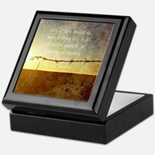 Marcus Aurelius Poster Keepsake Box