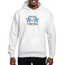 Mom of Twins (Boys) Hoodie