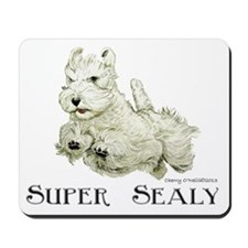 Super Sealyham Terrier Mousepad