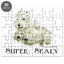 Super Sealyham Terrier Puzzle