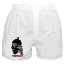 Yep, She Ratchet Boxer Shorts