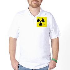 nuclear shower curtain T-Shirt