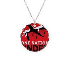 Drone Surveillance Nation Necklace