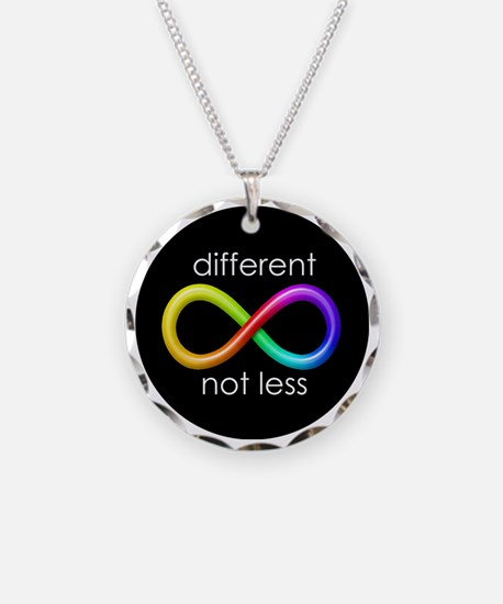 Different, Not Less Necklace