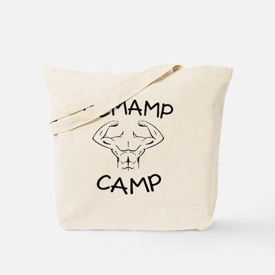 DeMamp Camp Workaholics Tote Bag