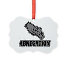 Abnegation Hands Ornament
