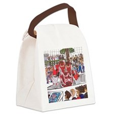 Twin Cities Canvas Lunch Bag
