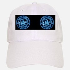 Come and Take It  (BlueGlow) Baseball Baseball Cap