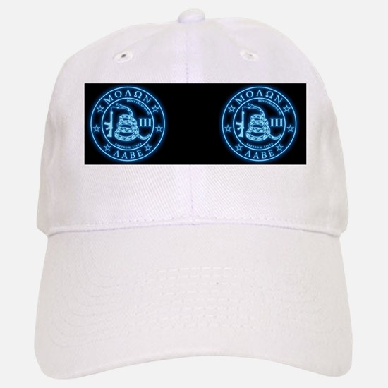 Come and Take It  (BlueGlow) Baseball Baseball Cap