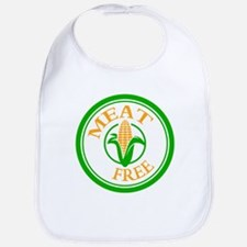 Meat Free Vegetarian Vegan Bib