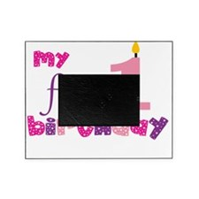 First Birthday Picture Frame