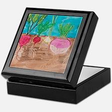 Vegetables Keepsake Box