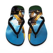J'aime Paris Flip Flops
