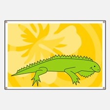 Iguana 5 X 7 Area Rug Banner