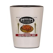 Phillips Soup Shot Glass