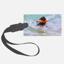 Halle Out of the Ocean Luggage Tag