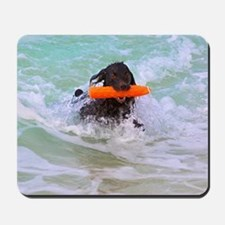 Halle Out of the Ocean Mousepad