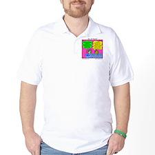 Parameciums Cartoon T-Shirt