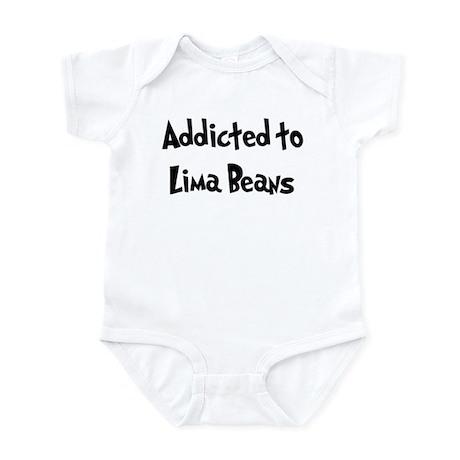 Addicted to Lima Beans Infant Bodysuit