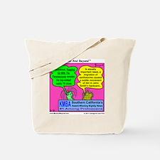 Parameciums Cartoon Tote Bag