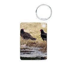 Turkey Vulture Keychains