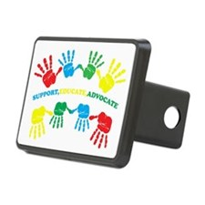 Autism hand Hitch Cover